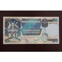Уганда 100 шиллингов 1998 UNC