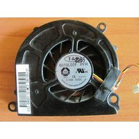 Вентилятор MSI X400 X410 X320 X340 wind U100 U110 U120 U130 CPU Fan 6010H05F PFR 3 PIN