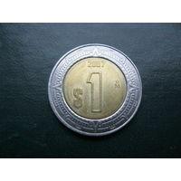 1 песо 2007 г.