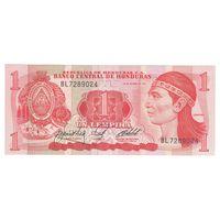 Гондурас 1 лемпира 1984 года. Состояние UNC! Более редкий год!