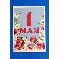 И. Колчина. 1 Мая. 1958 г. Чистая.