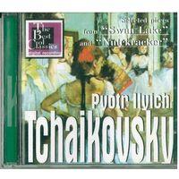 CD Pyotr Ilyich Tchaikovsky - Selected pieces (1998)
