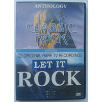 "Сборники ""Let It Rock"", ""Classic Rock Legend - Antology"", (DVD10)"