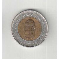100 форинтов 1997 года Венгрии 7