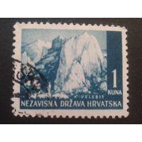 Хорватия 1941 горы