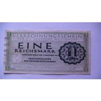 Германия 1 марка 1944г. копия. распродажа