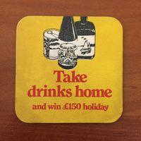 Подставка Take drinks home