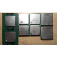 Процессоры Socket 370, 478, 754
