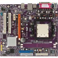 Материнская плата AMD Socket AM2 ECS GeForce 6100SM-M (907595)