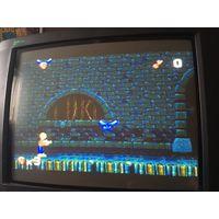 Картридж Sega/Сега 16 bit Стародел #2 в большом боксе