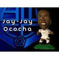 Jay-Jay Ococha BOLTON Wanderers 5 см Фигурка футболиста MC2808