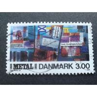 Дания 1988 грампластинки