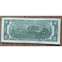 2 доллара 2017 США
