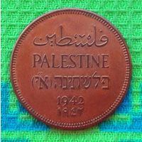 Палестина 2 милс 1942 год. II Мировая Война. Инвестируй в монеты планеты!