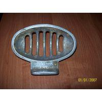 Мыльница металлическая (арт. XX258B)