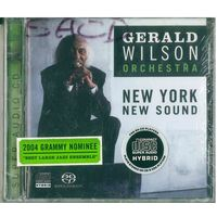 SACD Gerald Wilson Orchestra - New York New Sound (2004) Big Band, Contemporary Jazz