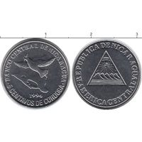 Никарагуа 5 сентаво 1994 UNC