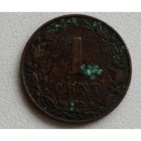1 Цент 1880 (Нидерланды)