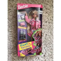 Кукла Барби Barbie paint and dazzle