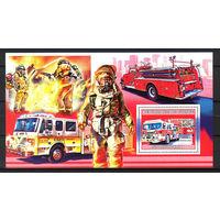 2006 Гвинея. Пожарные машины