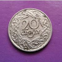 20 грошей 1923 Польша #06