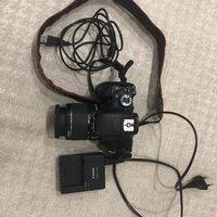 Продам Canon 600D б/у