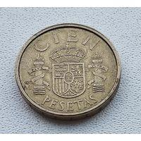 Испания 100 песет, 1989 7-3-30