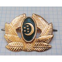 Кокарда Вооруженные Силы Туркменистана