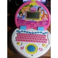 Обучающий компьютер для маленьких принцесс DISNEY