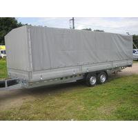 Польский прицеп для перевозки грузов и авто-2600кг