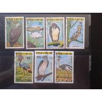 Верхняя Вольта 1979 Птицы Полная серия
