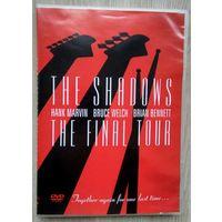 DVD. The Shadows. The Final Tour.