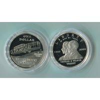 1 доллар 2003.