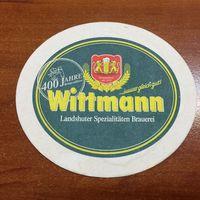 Подставка под пиво Wittmann