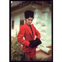 1 календарик Киевский дом моделей одежды