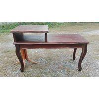 Стол старинный, винтажная мебель