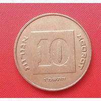 65-39 Израиль, 10 агорот 1987 г.