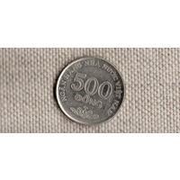 Вьетнам 500 донг 2003(Nv)