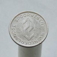 Голландский транспортный жетон