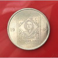 Ж 01-13 Нидерланды. 1999 г.  Почтовый жетон. 20 центов. Единственное предложение жетона данного типа на АУ