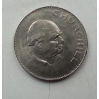 1 крона 1965 г. Великобритания. Черчиль