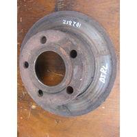 102812Щ VW Passat B5 тормозной диск задний