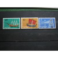 Транспорт корабли флот Марки Израиль