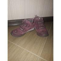 Ботинки деми для девочки Superfit размер 30.