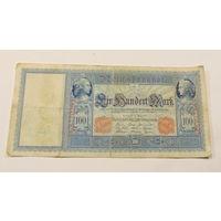 Старт с 1 рубля. 100 марок 1910 года.