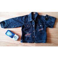 Джинсовый джут,джинсовая куртка.