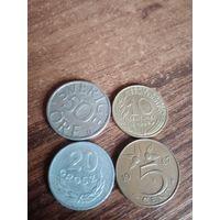 Монеты 60