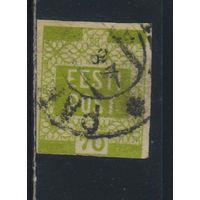Эстония Респ 1919 Номинал #4
