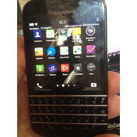 BlackBerry10 чёрный.