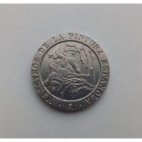 ИСПАНИЯ  200 песет 1996 г.
